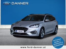 Ford Focus ST-LINE Kombi 125 PS EcoBoost Mild-Hybrid (VORFÜHRWAGEN / BESTPREIS) bei BM    Ford Danner PKW in