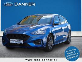 Ford Focus ST-Line Business 125PS EcoBoost (TOP-AUSSTATTUNG ZUM BESTPREIS) bei BM || Ford Danner PKW in