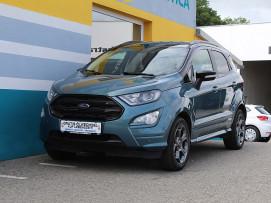 Ford EcoSport ST-LINE 125PS EcoBoost (TOP-AUSSTATTUNG ZUM BESTPREIS) bei BM || Ford Danner PKW in