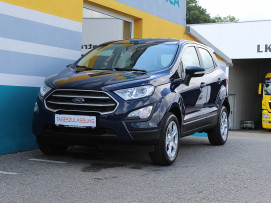 Ford EcoSport Cool & Connect 95 PS EcoBoost (TAGESZULASSUNG / BESTPREIS) bei BM || Ford Danner PKW in