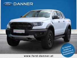 Ford Ranger Doppelkabine Raptor 4×4 213PS EcoBlue Aut. (AKTIONSPREIS € 43.750,– exkl.) bei BM    Ford Danner PKW in