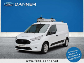 Ford Transit Connect Kasten Trend L2 HP 120PS incl. BOTT UMBAU (€ 19.817,– exkl.) Transit Connec Kasten Trend 120 PS EcoBlue 340 L2 bei BM    Ford Danner PKW in