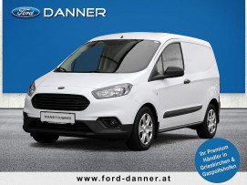 Ford Transit Courier Trend 1,5 TDCi 75PS (€ 12.733,– exkl.) bei BM    Ford Danner PKW in