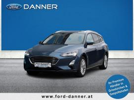 Ford Focus Kombi TITANIUM 150PS EcoBlue (VOLLAUSSTATTUNG zum BESTPREIS) bei BM || Ford Danner PKW in