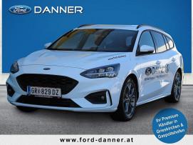 Ford Focus Kombi ST-LINE X 120PS EcoBlue (VORFÜHRWAGEN / BESTPREIS) bei BM || Ford Danner PKW in