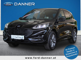 Ford Kuga ST-LINE X 190 PS FHEV Automatik (VORFÜHRWAGEN / BESTPREIS) bei BM || Ford Danner PKW in