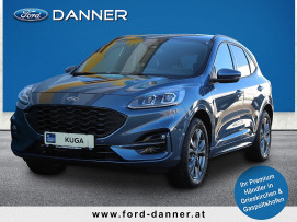 Ford Kuga ST-LINE X 225 PS Plug-In Hybrid Automatik (PREMIUM-S AUSSTATTUNG) bei BM || Ford Danner PKW in