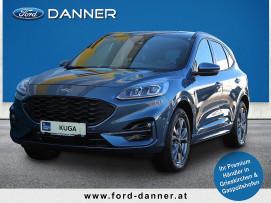 Ford Kuga ST-LINE X 225 PS Plug-In Hybrid Automatik (PREMIUM-S AUSSTATTUNG / FINANZIERUNGSAKTION) bei BM || Ford Danner PKW in