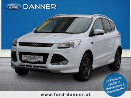 Ford Kuga TITANIUM 120PS TDCi (TOPAUSSTATTUNG zum BESTPREIS) bei BM    Ford Danner PKW in