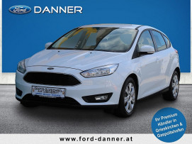 Ford Focus BUSINESS 120PS TDCi (TOP-AUSSTATTUNG ZUM BESTPREIS) bei BM    Ford Danner PKW in