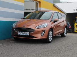 Ford Fiesta TITANIUM 84PS Benzin (TOP-AUSSTATTUNG ZUM BESTPREIS) bei BM    Ford Danner PKW in